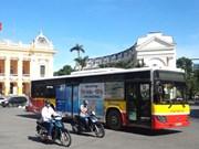 Hanoi plans to pilot bus e-cards