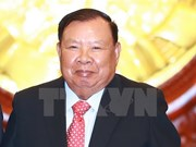 Congratulations to top Lao leader on 80th birthday