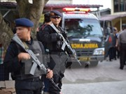 Indonesia: Five militants arrested for Presidential Palace attack plot