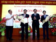 Directorate for Natural Disaster Prevention and Control established