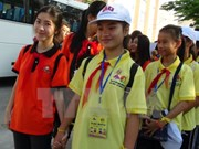 Children exchanges promote Vietnam – Laos friendship