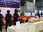 Thailand seizes over four million drug pills