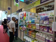 Top Thai brands on show in Hanoi