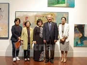 Art exhibition celebrates Vietnam – RoK ties