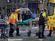 Leaders extend sympathy to Spain over Barcelona terror attack