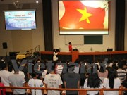 Camp for Vietnamese youths in Europe opens in Czech Republic