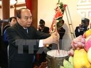 PM Nguyen Xuan Phuc's activities in Thailand
