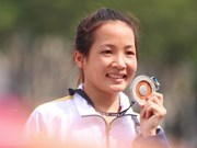 SEA Games 29: Vietnamese marathon runner pockets silver