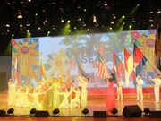 ASEAN Song, Dance and Music Festival held in Vinh Phuc