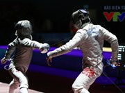 SEA Games 29: Vietnam bags 7th gold with fencing