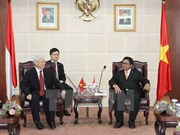 Vietnam, Indonesia aim for deeper strategic partnership