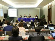 APEC officials discuss property rights protection in border