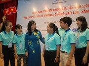 National children's forum opens in Hanoi