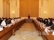 Vietnam, Myanmar sign four cooperation documents