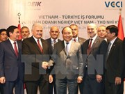 Turkish Prime Minister wraps up official visit to Vietnam