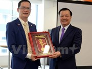 FPT Japan asked for further contribution to Vietnam's IT