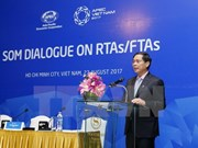 APEC economies share experience in engaging in RTAs/FTAs