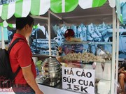 Ho Chi Minh City launches vendors' food areas