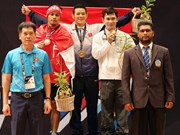 SEA Games 29: Vietnam at 3rd place on August 28