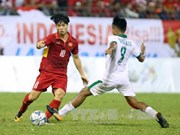 SEA Games 29: Cong Phuong named top goal scorer