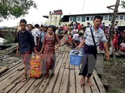 Myanmar calls for ethnic groups' efforts to restore peace in Rakhine