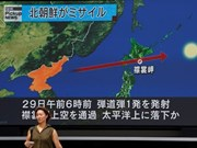 DPRK's missile launch over Japan spikes tensions: Spokesperson