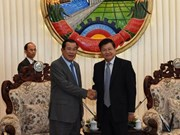 Cambodia, Laos agree to speed up talks over border issues