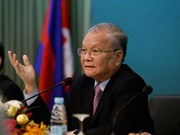 Cambodia begins voter registration for upcoming election