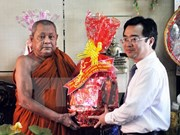 Memorial service held for deputy leader of Vietnam Buddhist Sangha