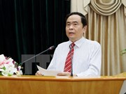 Congratulations on 55th anniversary of Vietnam-Laos diplomatic ties
