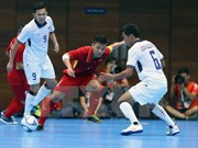Vietnam's futsal team ready for Asian event