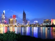 Ho Chi Minh City's economy on steady growth track