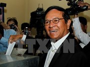 Cambodia: Opposition party leader charged with treason