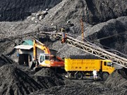 Vinacomin mines 24.58 million tonnes of coal in 8 months
