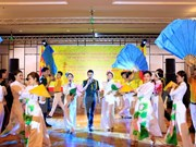 Vietnamese Embassy celebrates National Day in Laos