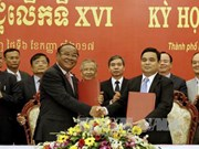 Vietnam, Cambodia beef up cooperation in search of soldier remains