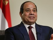 Egyptian President on first-ever State visit to Vietnam