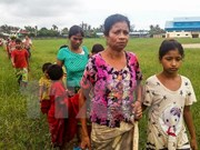 123,000 Myanmar people flee into Bangladesh