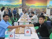 Vietnamese player wins Malaysian chess champs