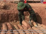 Vietnam's mine action effort documentary screened in Geneva