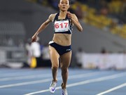 Chinh targets sprinting medal in Turkmenistan
