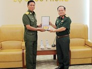 Vietnam, Myanmar boost military medical cooperation