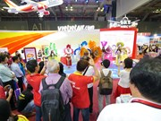 Vietjet signs deal with HCM City Tourism Dept