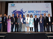 APEC forum helps SMEs enhance digital competitiveness