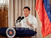 Philippine President says never negotiate with Maute terrorist