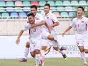 Vietnam defeats Indonesia 3-0 at AFF U18 championship