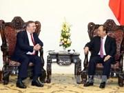 Prime Minister hosts Hungarian ambassador