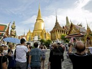Thailand aims to achieve 10 percent growth in tourism