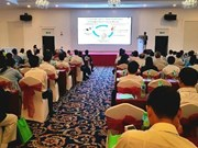 Conference connects Japanese, Mekong Delta environment firms