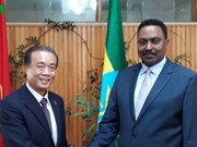 Ethiopia suggests reopening of Vietnamese embassy